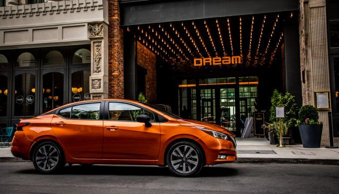 2020 Nissan Versa Great Gift For Your College Student In 2020 Nissan Versa Nissan Versa