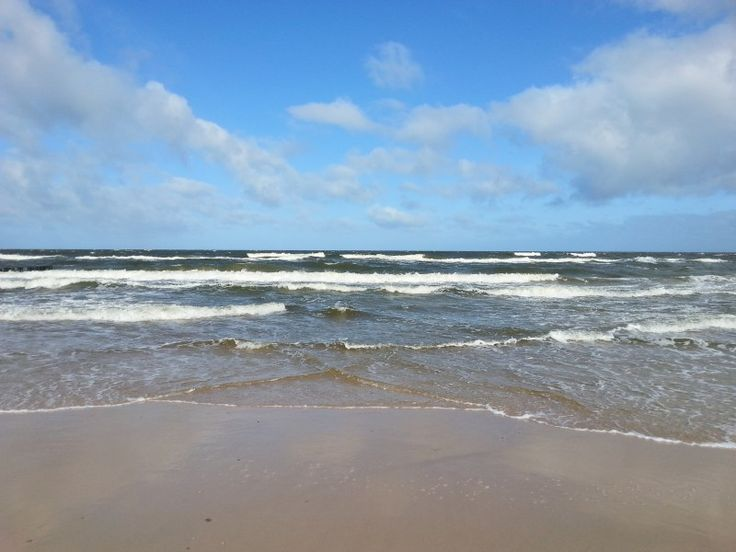 Plaża w Dziwnówku Dziwnówek