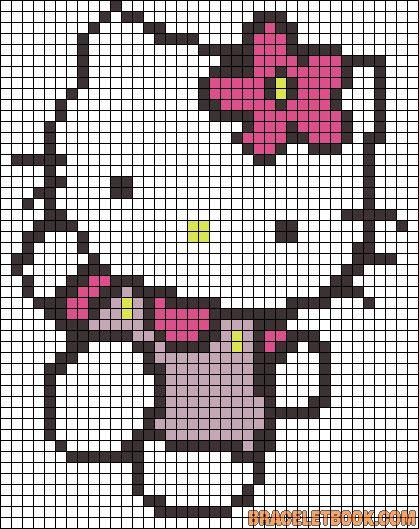 Hello Kitty Id Es Tapis Au Point Nou Pinterest Hello Kitty And Kitty