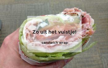 Vitacrowd deelt 3 lekkere recepten voor wraps van ijsbergsla! Bekijk hier snel de recepten voor een sandwich wrap, hamburger wrap en een Thaise kip wrap.