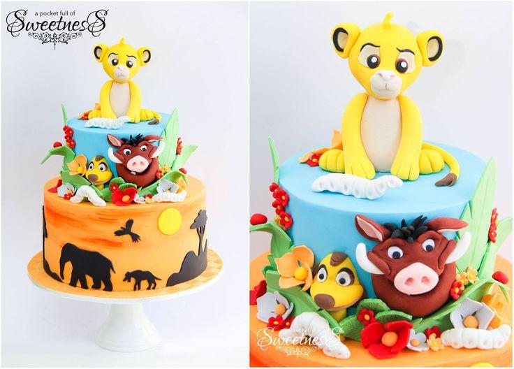 Pumba Cake: Sint Maarten, Orange