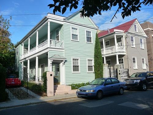 """Single Houses,"" Charleston, SC"