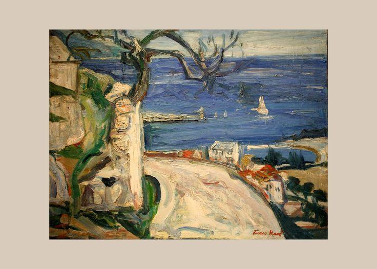 """""""Dubrovnik"""" by Boža Ilić"""