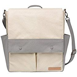 Petunia Picklebottom Pathway Pack Backpack Diaper Bag (Birch/Stone)
