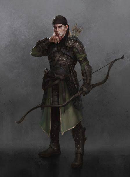 bandit concept art fantasy - Google Search | Art ...