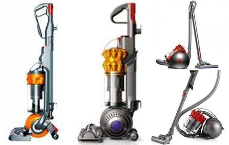 UNRESERVED refurbished vacuums, washing machines, fridges, projectors and more