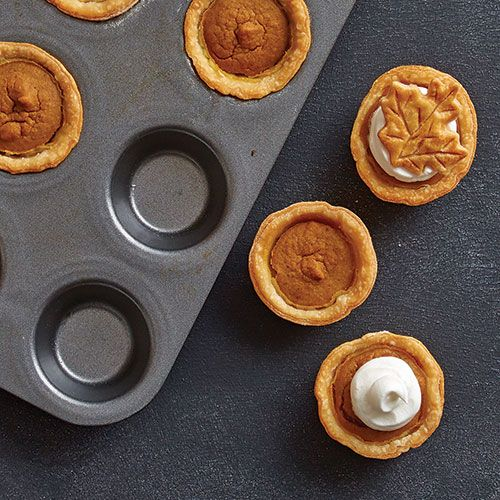 Pumpkin Pie Bites - The Pampered Chef®