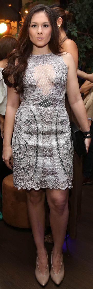 Wulan Guritno ( @WulanGuritno ) #Fashion #dress #fashion #style