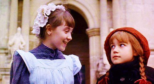 The Secret Garden <3 This was my favorite movie when I was a kid