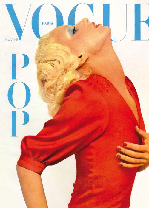 'Vogue Covers', le best of des couvertures de Vogue Paris dans un livre