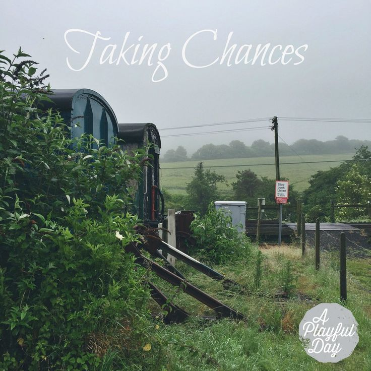 The APD Podcast: Taking Chances
