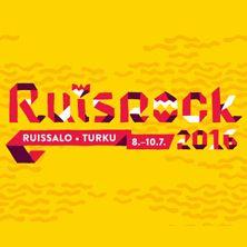 Ruisrockia juhlistetaan kesällä 2016 8.-10. heinäkuuta Ruissalossa Turussa. Festivaalin pääesiintyjinä nähdään Major Lazer, Macklemore & Ryan Lewis sekä Air.