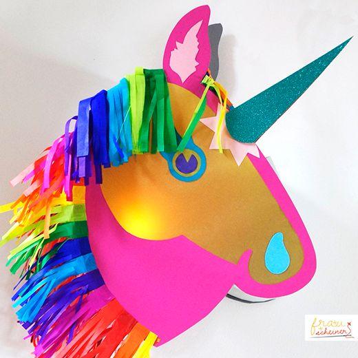 ... Basteln auf Pinterest  Pferde handwerk kinder, Handpuppen basteln und