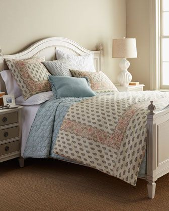Annette+Spring+Bedding+by+Pine+Cone+Hill+at+Neiman+Marcus.