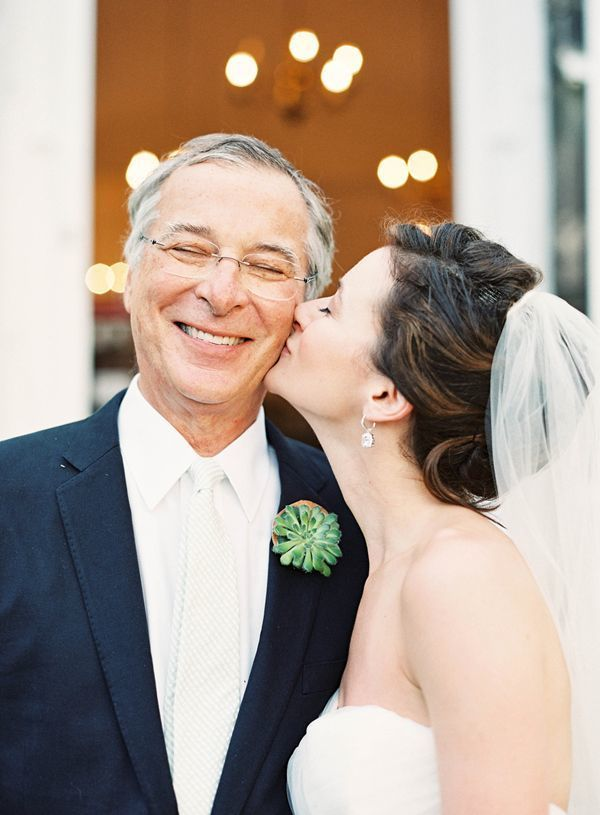 30 Gorgeous Father Of The Bride Or Groom Moments
