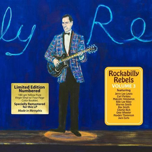 Rockabilly Rebels, Vol. 3 [LP] - Vinyl