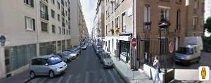 Rue Marcadet, Paris, 18eme