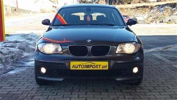 BMW 120 d - 163ks 6 BRZINI