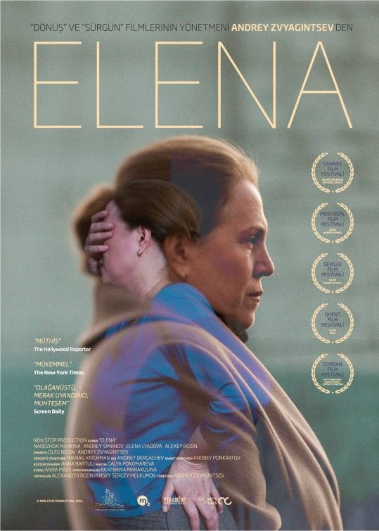 """Elena"" #04 __ #inspiration #creativity #concept #art #art_direction #grid #layout #design #layout_design #graphic #graphic_layout #graphic_design #poster #poster_layout #poster_design #film #film_poster #movie #movie_poster #typography #photography #impawards"