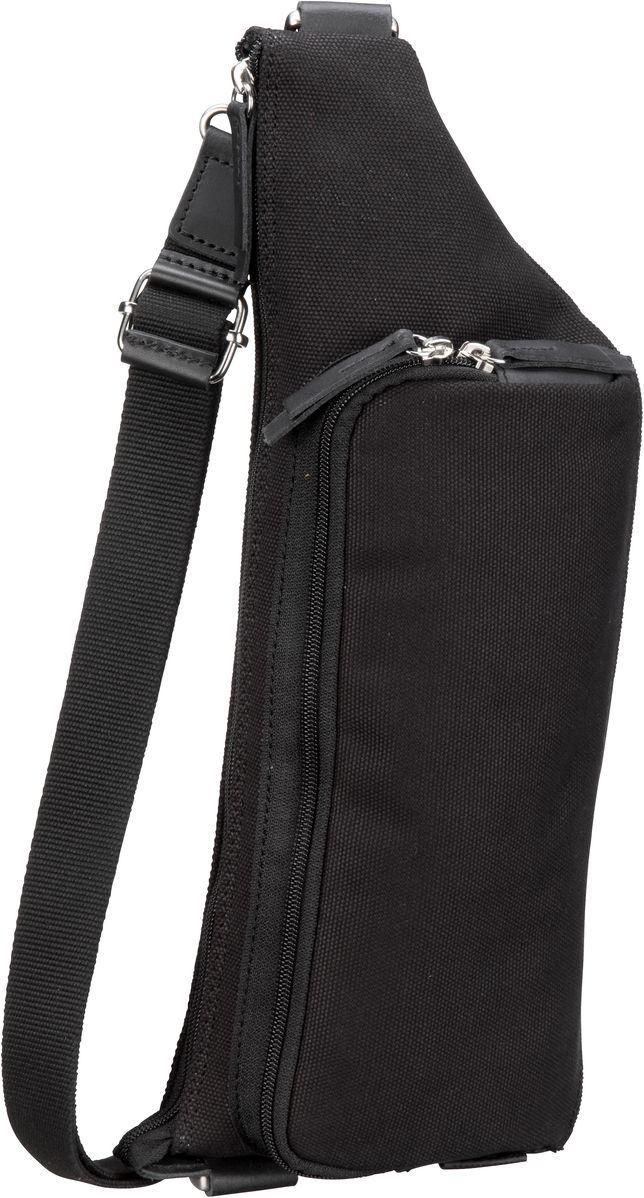 Taschenkaufhaus Jost Lund 2387 Crossover Bag Black - Rucksack / Daypack: Category: Taschen & Koffer > Rucksack / Daypack > Jost…%#Taschen%