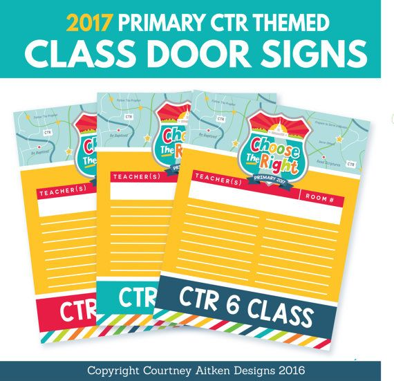 82 best primary 2017 images on pinterest brazil death and 2017 lds primary classroom door signs choose the right i love the pronofoot35fo Gallery