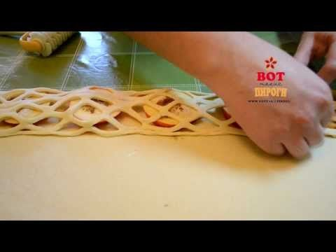 Apples in yeast dough with sugar and cinnamon | The dough. A method of forming rolls, pies and more | Postila
