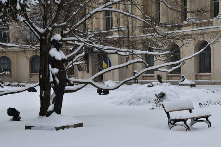 National Museum of Art in Bucharest