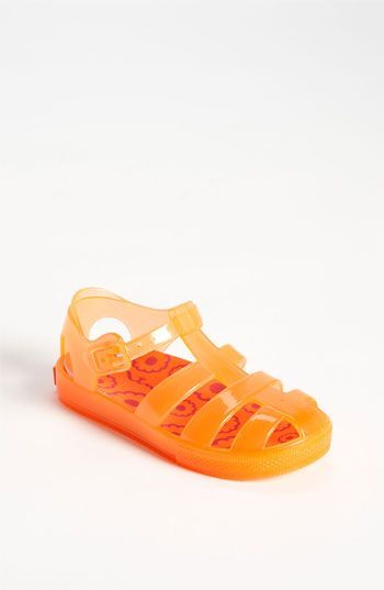 Baby Jelly Sandals!
