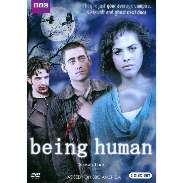 Being Human: Season Four [3 Discs]