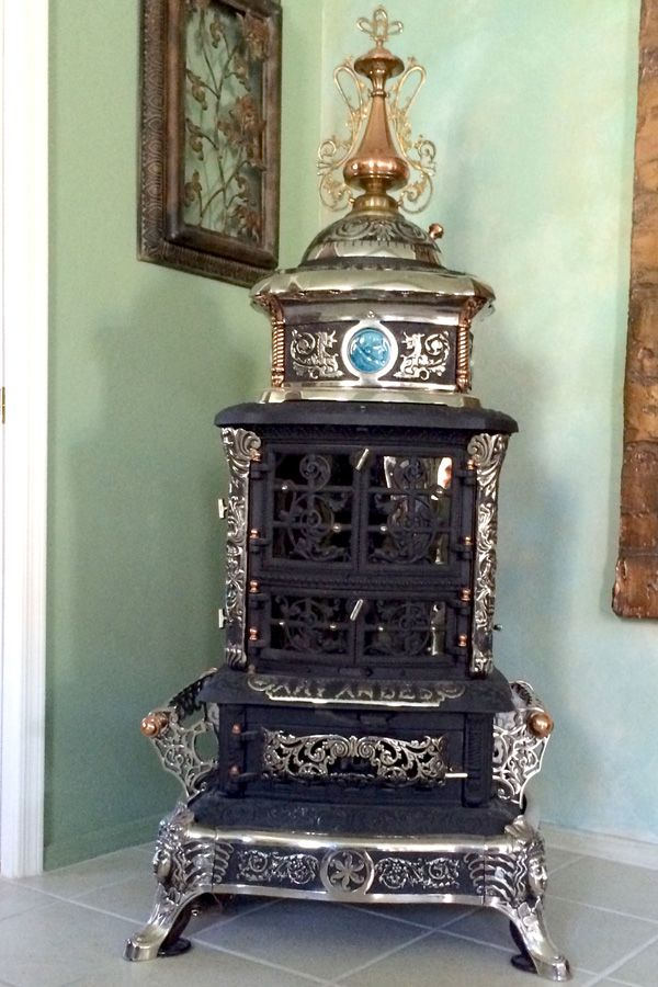 345 Best Images About Old Wood Stoves On Pinterest
