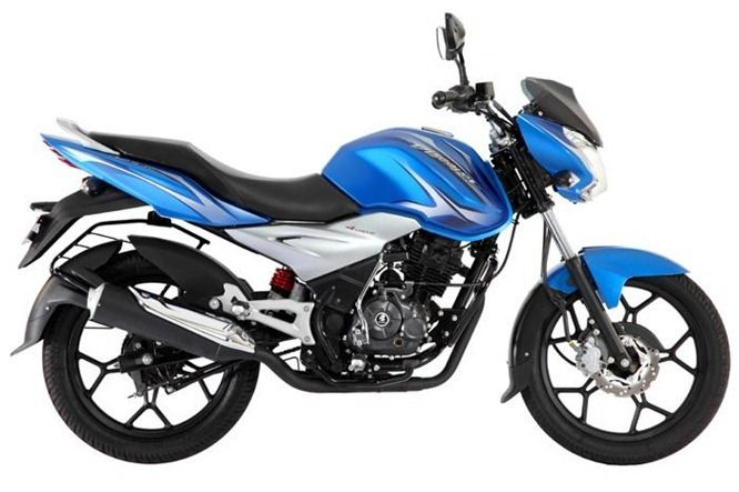 Bajaj's Most Advanced 100 CC Commuter Motorcycle.