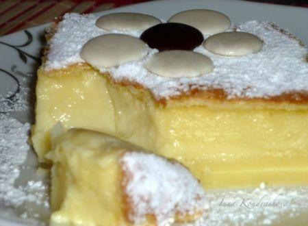 Не могу не поделиться с вами рецептом ну просто волшебного пирога! Его еще называютумным пирожным. А волшебный он потому, что замешивается одно тесто, а после выпекания в пироге можно увидеть 3 с…