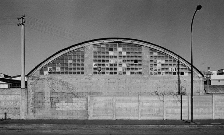IlPost - Gabriele Basilico, Factory Portrait