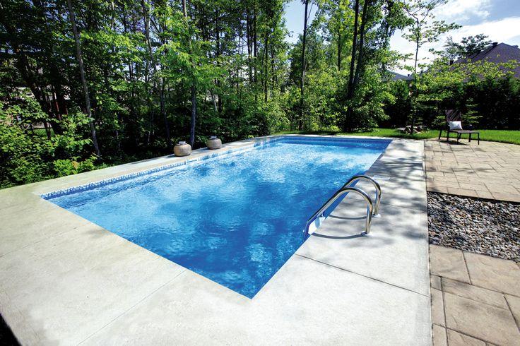 M s de 1000 ideas sobre piscine creus e en pinterest for Piscine demontable rectangulaire