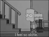 Image result for bart simpson black and white