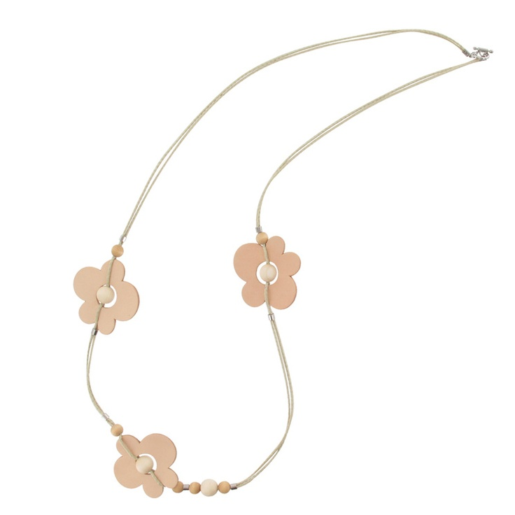 Aarikka - Necklaces : Juhannus necklace, beige