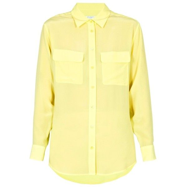 Yellow Long Sleeve Shirt Artee Shirt