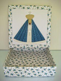 Antonelli Artes: Caixa de Nossa Senhora