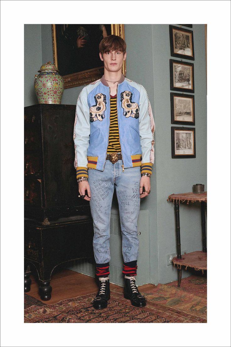 Diego fragoso page 11 the fashion spot - Gucci Mens Cruise 2017 The Fashion Spot