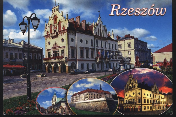 Rzeszow, Poland. I want to visit my friend Asha