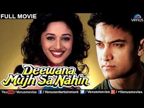 Deewana Mujh Sa Nahin | Hindi Movies 2017 Full Movie | Aamir Khan Movies...