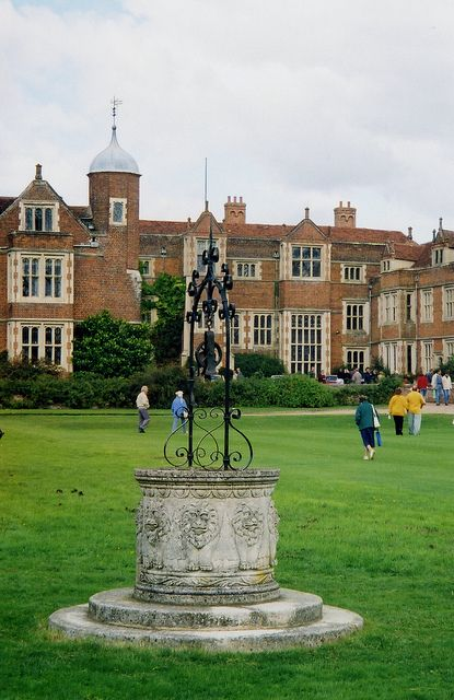 Kentwell Hall, Suffolk, England