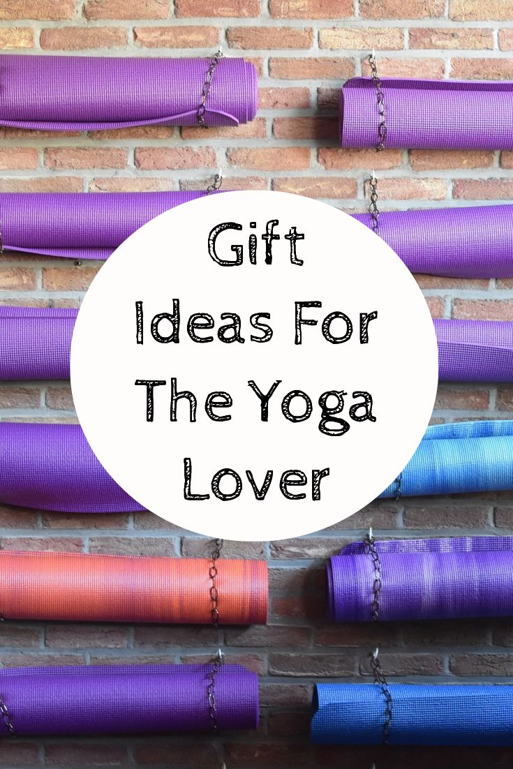 Gift Ideas For The Yoga Lover Unique Christmas Gifts