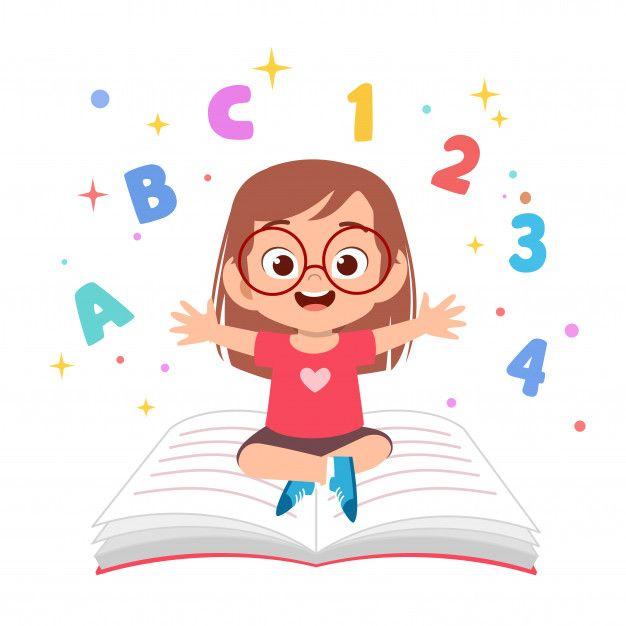 Los Ninos Aprenden A Leer La Ilustracion Premium Vector Freepik Vector Escuela Libro Ninos Ninos Aprendiendo Ninos Estudiando Ilustracion De Los Ninos