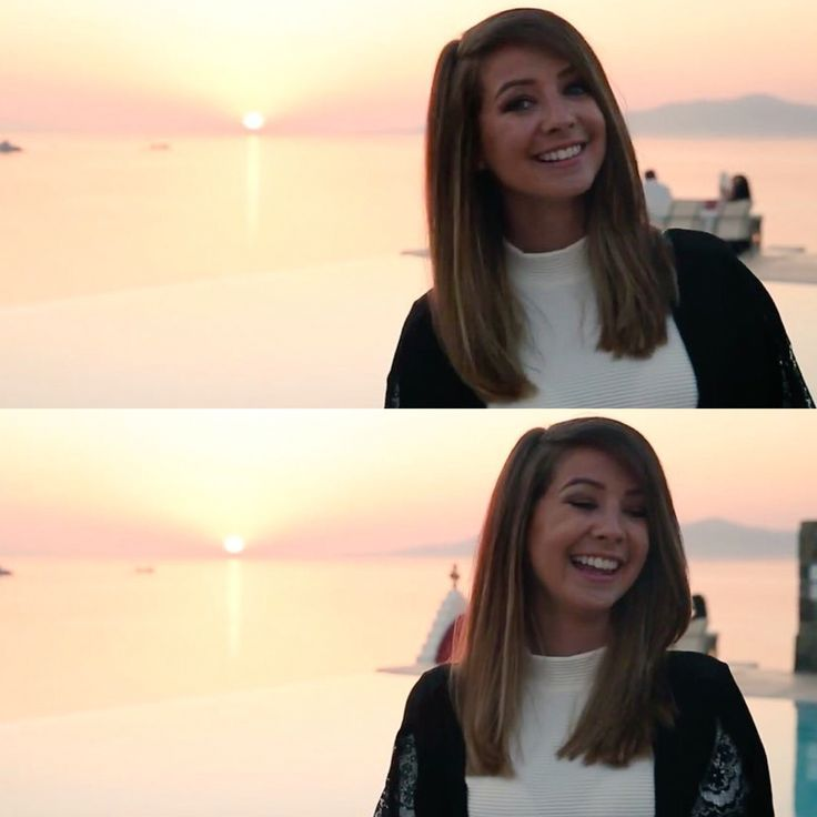 Day 1: Favorite Female youtuber- Zoella aka Zoe Sugg. She's got such a bubbly personality & is really sweet and inspirational, so yeah, she's my fav.