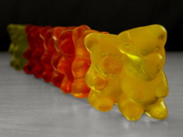 żelowe misie / jelly beans little bear