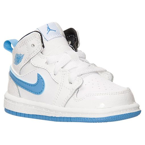 Boys  Toddler Air Jordan Retro 1 Mid Basketball Shoes  081087e8e
