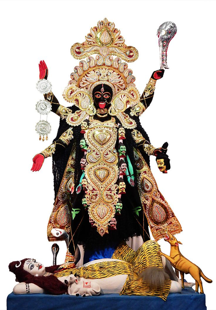 Goddess Kali (Photographic Print - Unframed)