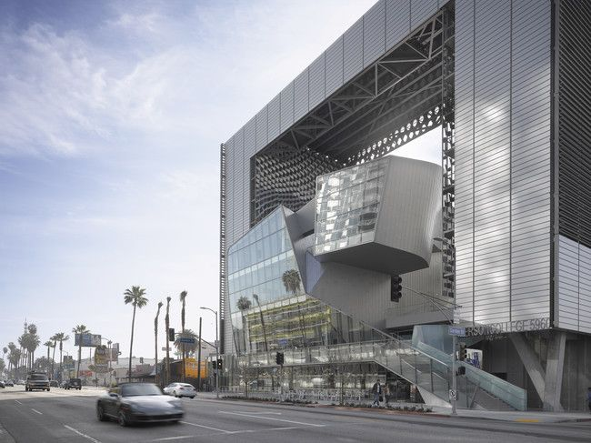 Morphosis's Emerson College Los Angeles Building Set to Open in March | Slide show | Architectural Record