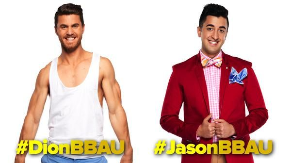 Team Dion/Jason Big Brother Australia #BBAU BBAU9